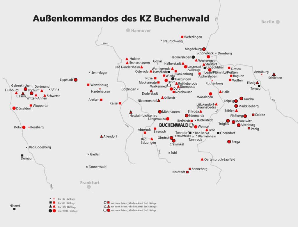 Buchenwald Außenlager