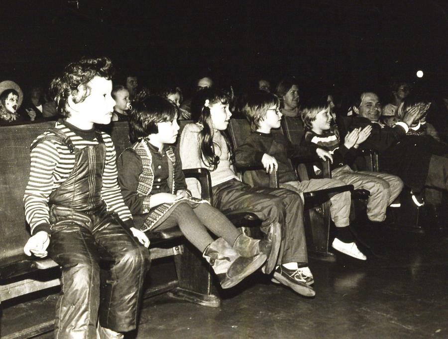 Ausweitung der offenen Angebote und Gründung Zirkus Fritzantino